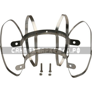 STOUT эл-т дымохода фиксатор c распорками для соединений PP-труб O80 (в шахте дымохода). нерж.сталь.