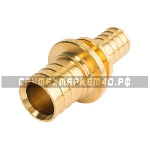 STOUT Муфта соединит. переходная для труб из сшитого полиэтилена (аксиал., 25x20)