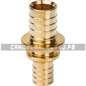STOUT Муфта соединит. переходная для труб из сшитого полиэтилена (аксиал., 32x25)