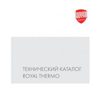 Общий технический каталог Royal Thermo 2019
