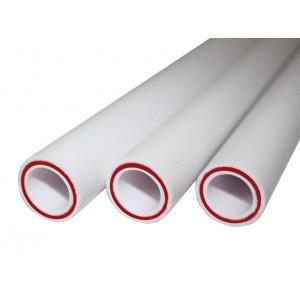 Kalde Труба PN25 20x3.4мм (арм. стекло)