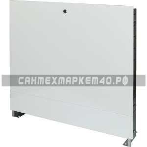 STOUT Шкаф встроенный 8-10 вых. (ШРВ-3) 670х125х746
