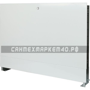 STOUT Шкаф встроенный 11-12 вых. (ШРВ-4) 670х125х896