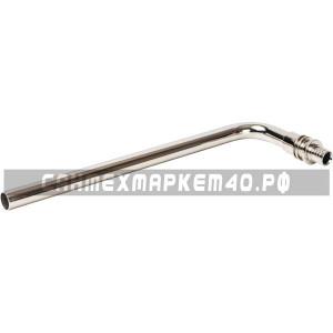 STOUT Трубка для подкл-я радиатора, Г-образная 16/250 для труб из сшитого полиэтилена аксиальный