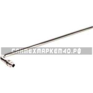 STOUT Трубка для подкл-я радиатора, Г-образная 16/500 для труб из сшитого полиэтилена аксиальный