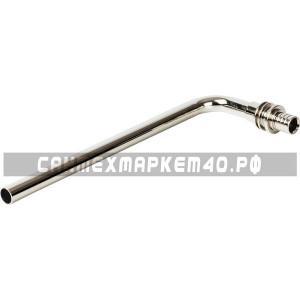 STOUT Трубка для подкл-я радиатора, Г-образная 20/250 для труб из сшитого полиэтилена аксиальный