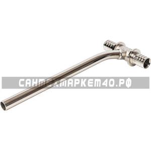 STOUT Трубка для подкл-я радиатора, Т-образная 25/15/25 для труб из сшитого полиэтилена аксиальный