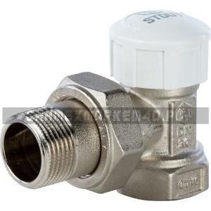 STOUT Клапан термостатический, угловой 3/4 в Калуге